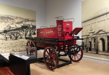 Toitu Otago Settlers Museum, Dunedin, New Zealand