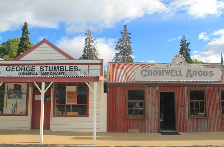 Cromwell travel guide, New Zealand