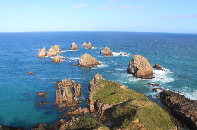 Nugget Point Lighthouse, the Catlins
