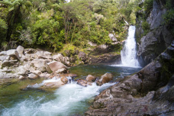 Wainui Falls, Abel Tasman National Park, New Zealand