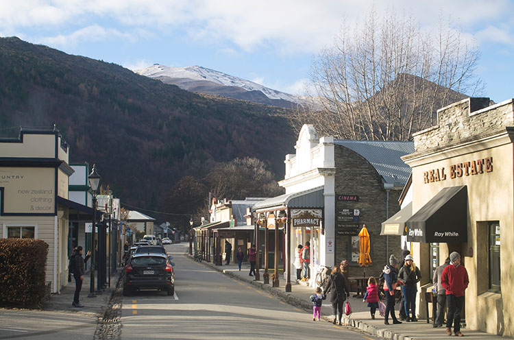 Walking the Historic Streets of Arrowtown