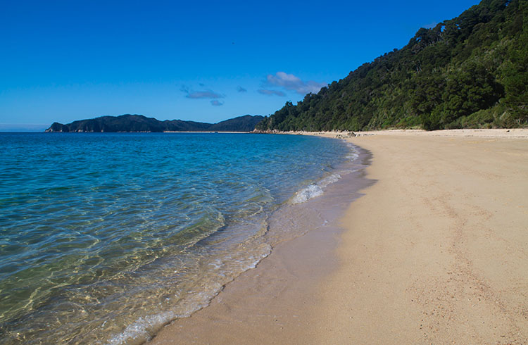 Goat Bay, Abel Tasman National Park, New Zealand