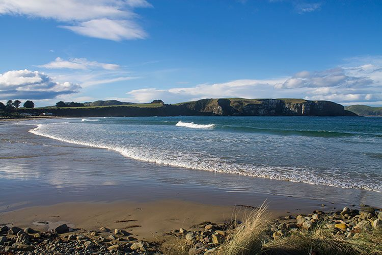 Jack's Bay, the Catlins, New Zealand