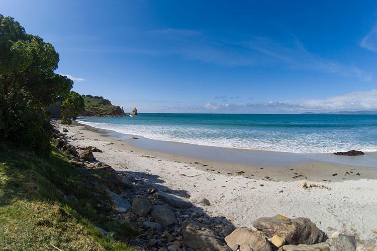 Karitane Beach, Dunedin, New Zealand