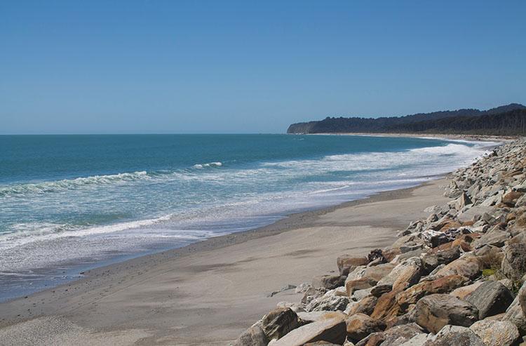 Bruce Bay, West Coast, New Zealand