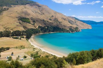 Titirangi Bay, Marlborough Sounds, New Zealand