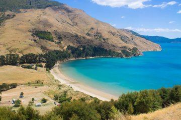 Titirangi Bay, Marlborough Sounds, New Zealand