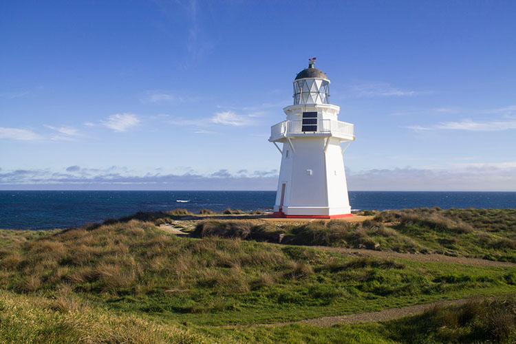 Waipapa Point Lighthouse, the Catlins