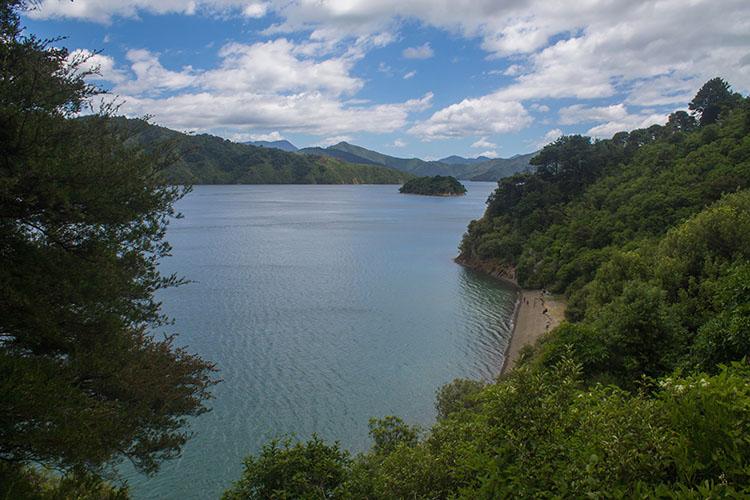 Bob's Bay, Picton, New Zealand