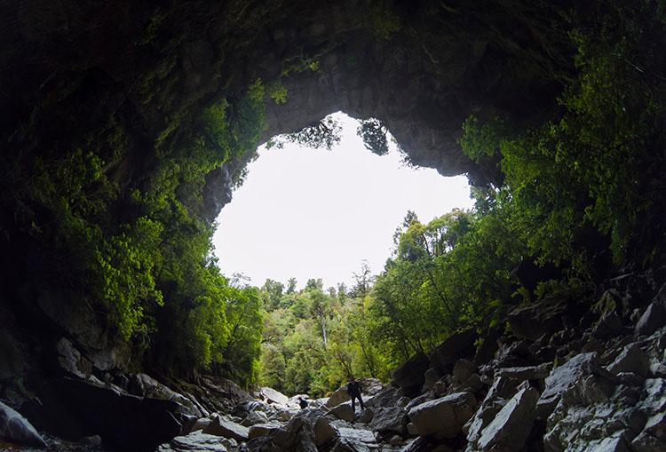 The Oparara Arches, Kahurangi National Park