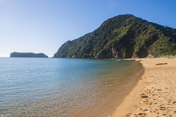 Tata Beach, golden Bay, New Zealand