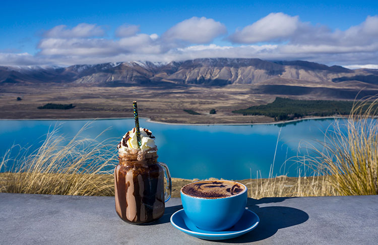 Lake Tekapo attractions -- Mount John Observatory, New Zealand