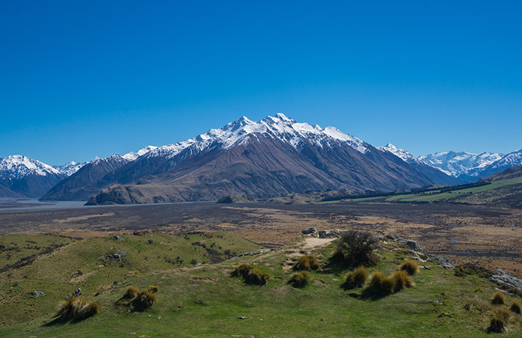 Hiking Mount Sunday AKA Edoras From Lord of the Rings