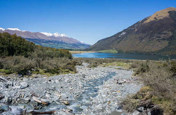 Diamond Lake, Glenorchy, New Zealand
