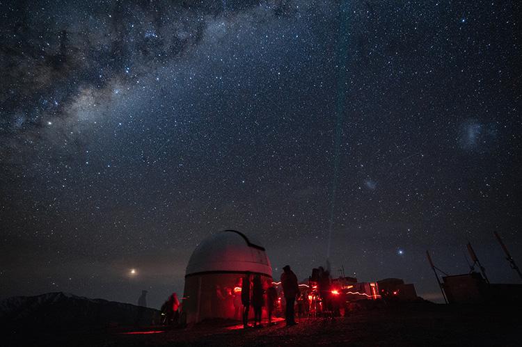 Stargazing in Lake Tekapo: The Mount John Observatory Tour