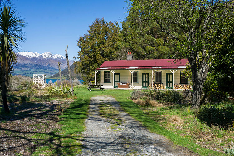 Paradise Homestead, Queenstown, New Zealand