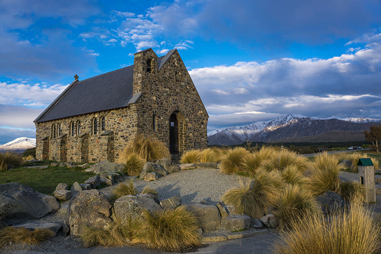Church of the Good Shepherd, Lake Tekapo | See the South Island NZ ...