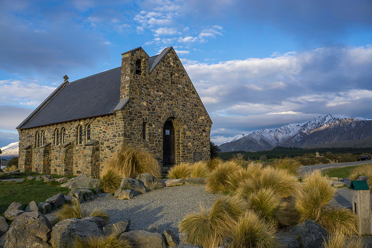 Visiting the South Island in spring