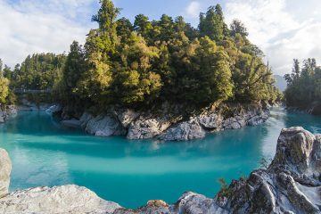 Hokitika Gorge, West Coast, New Zealand