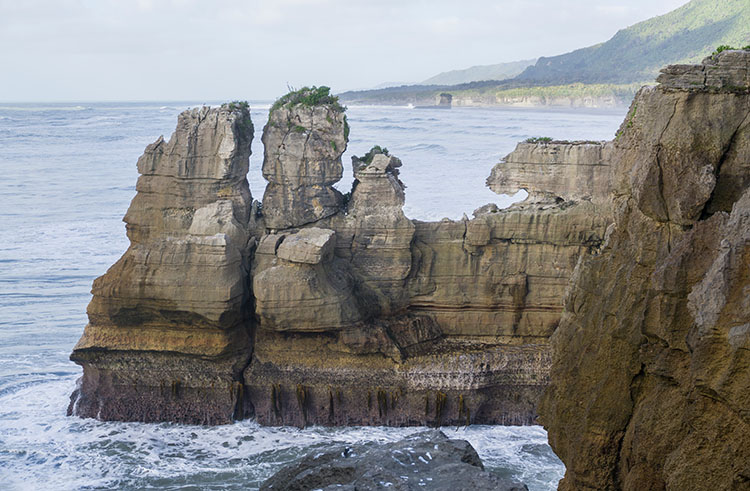 The Pancake Rocks, West Coast, New Zealand