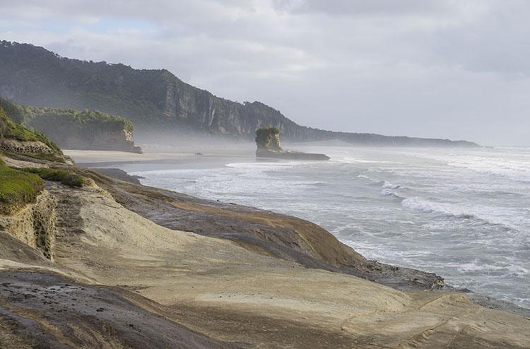 The Truman Track, Punakaiki   See the South Island NZ Travel Blog