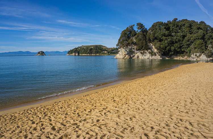 Kaiteriteri Beach, Nelson Tasman, New Zealand