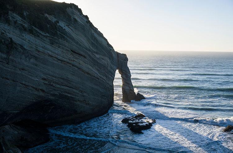 Cape Farewell, Golden Bay, New Zealand