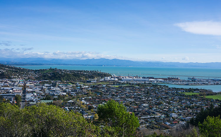 Things to do in Nelson, New Zealand -- the Centre of New Zealand Walk