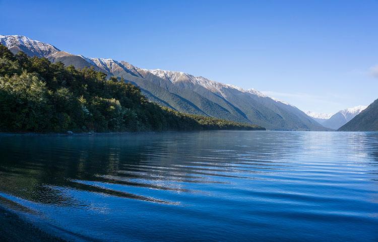 Kerr Bay, Lake Rotoiti, New Zealand