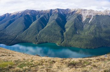 Mount Robert Circuit Track, Nelson Lakes, New Zealand