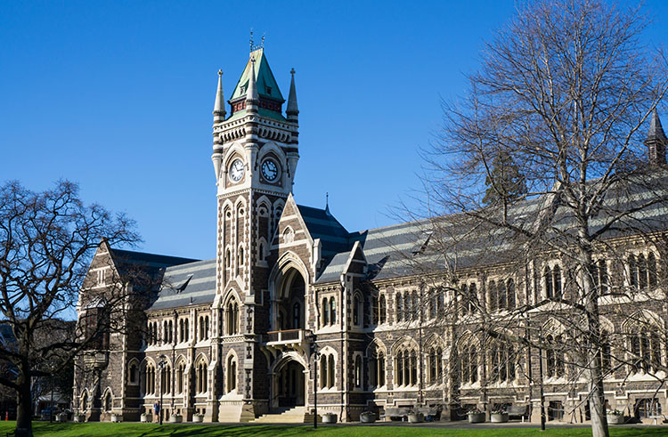 University of Otago, Dunedin, New Zealand