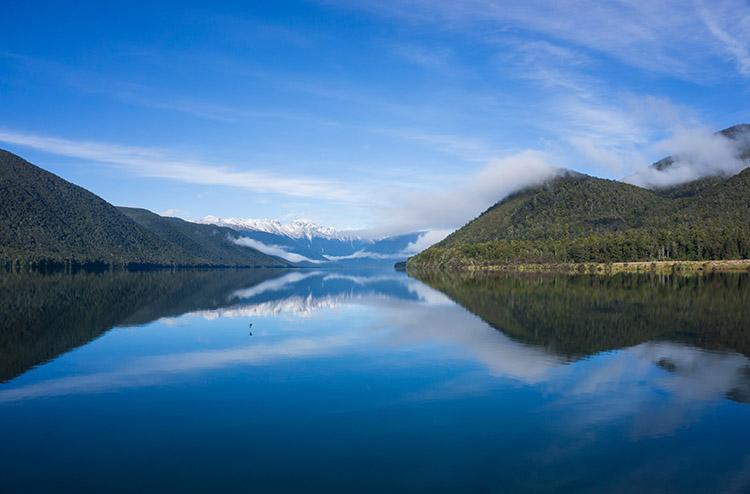 Lake Rotoroa, Nelson Lakes National Park