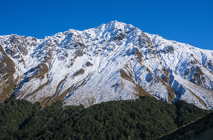 Ben Lomond, Queenstown, New Zealand