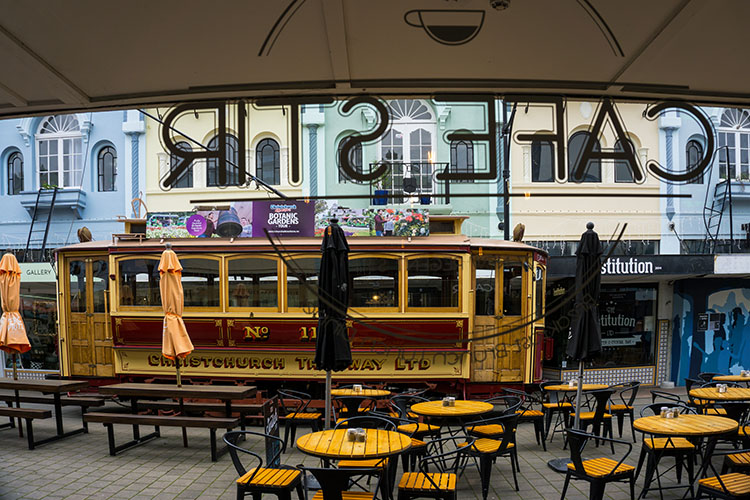 The Tram, a great way to explore some of the best things to do in Christchurch, New Zealand