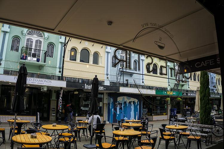 Cafe Stir, Christchurch, New Zealand