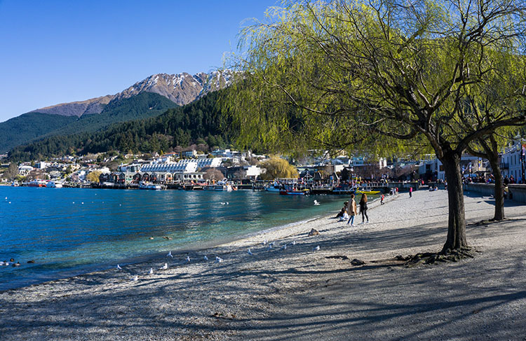Things to do in Queenstown, New Zealand -- Queenstown Bay