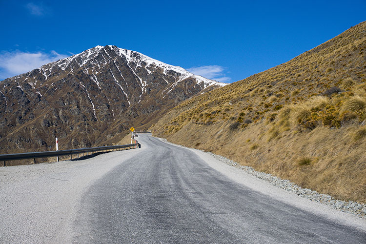 The Scenic Drive to the Remarkables Ski Area from Queenstown