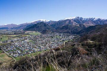 Tobins Track, Arrowtown, New Zealand