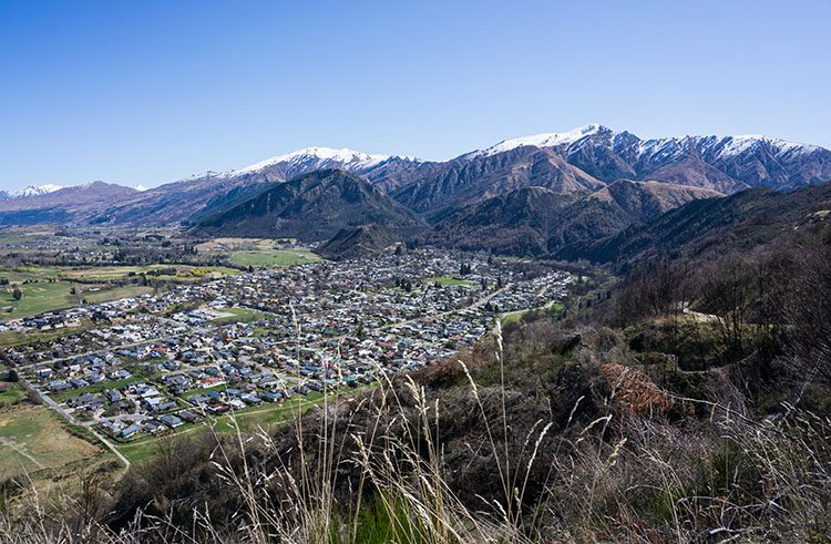 Tobins Track, Arrowtown, New Zealand