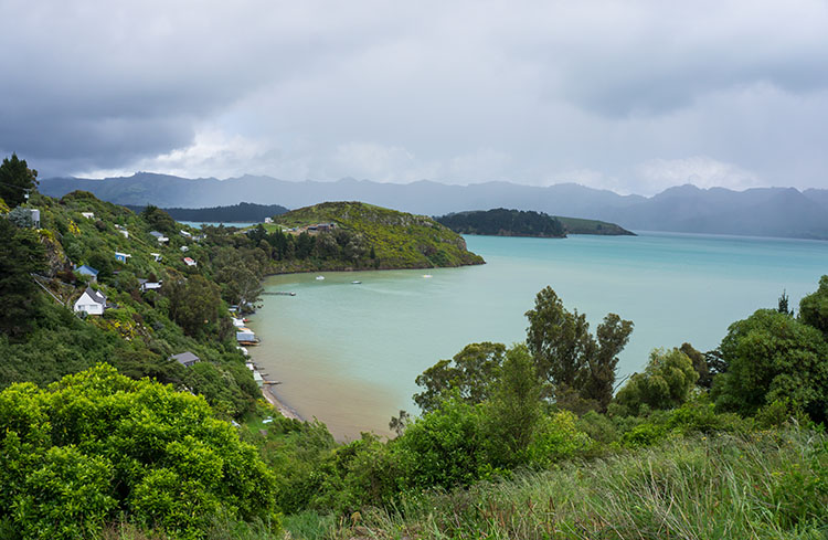 Governors Bay and Diamond Harbour, Christchurch