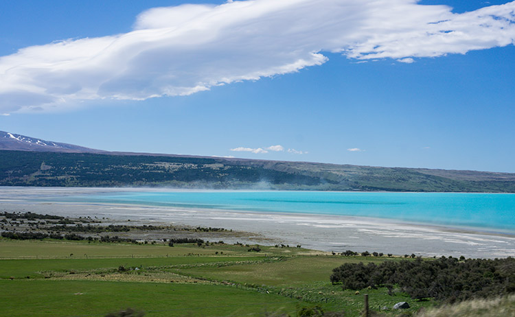 A road trip to Mount Cook, NZ