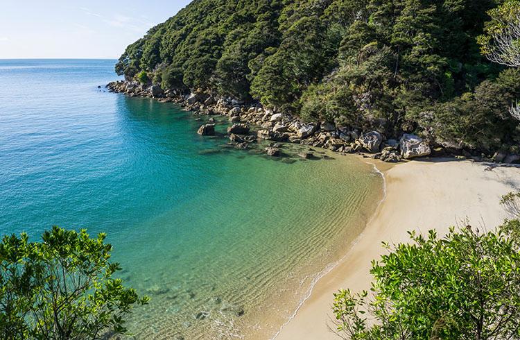 Medlands Beach, Abel Tasman Track