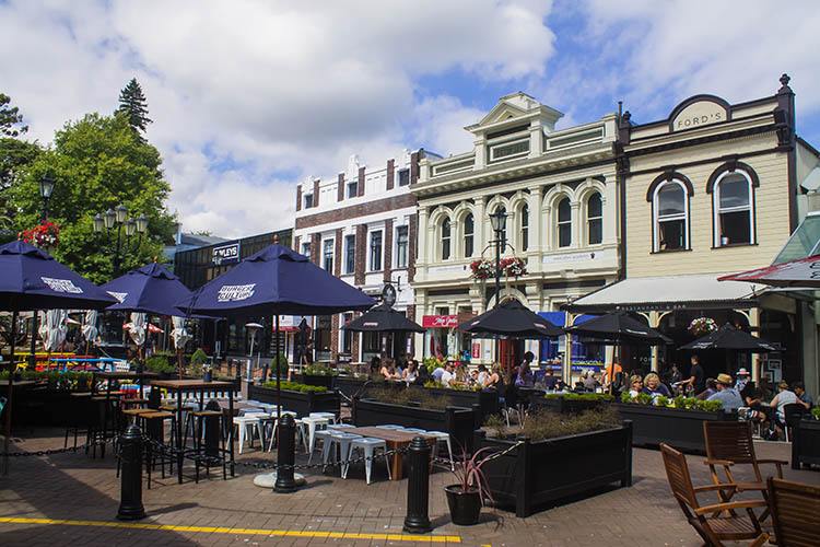 Things to do in Nelson, New Zealand -- exploring the centre city