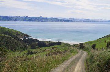 Murdering Beach, Dunedin, New Zealand