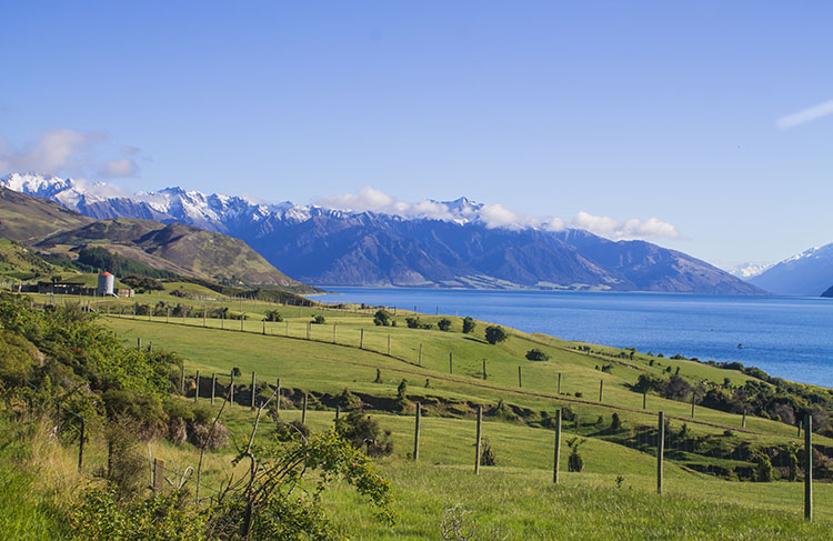 Hawea, Wanaka, New Zealand