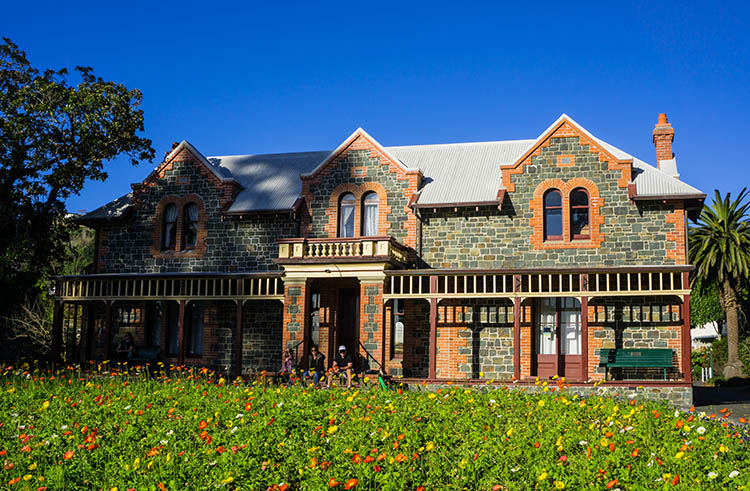 Isel House, Nelson, New Zealand