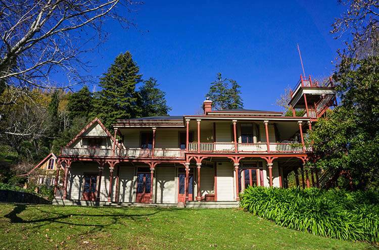 Things to do in Nelson -- Fairfield House