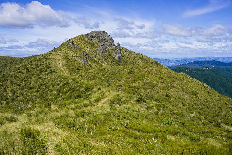 Pulpit Rock, Dunedin, New Zealand