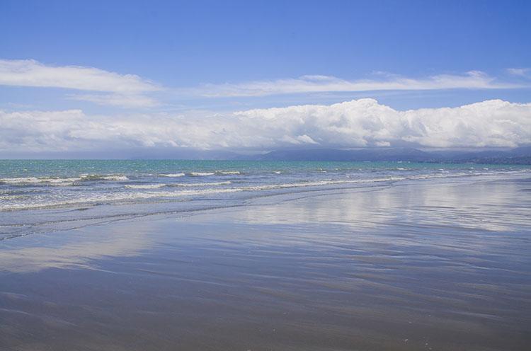 Rabbit Island Beach, Nelson, New Zealand
