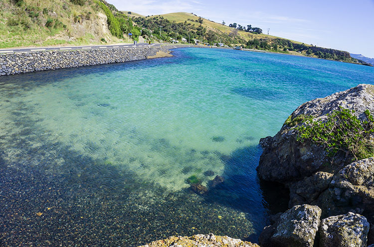 Weller's Rock, Dunedin, New Zealand